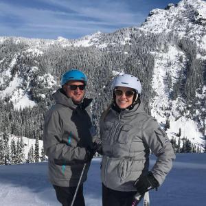 Johnson & Walker Skiing