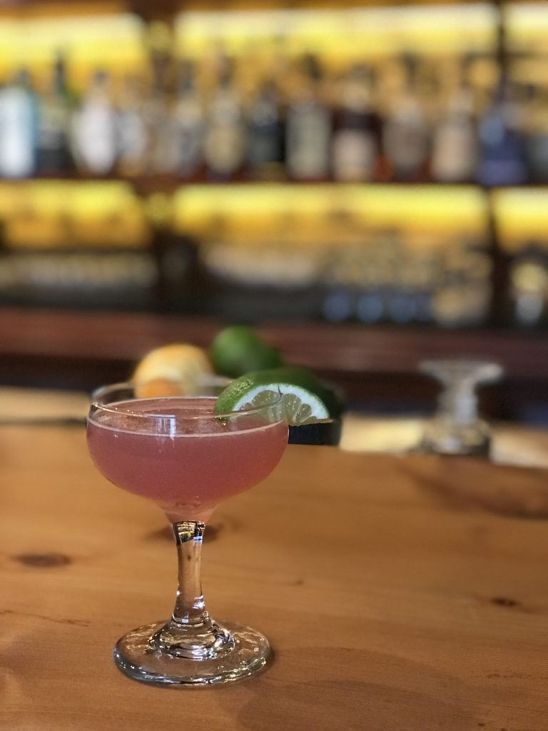 Seattle's best cosmopolitan
