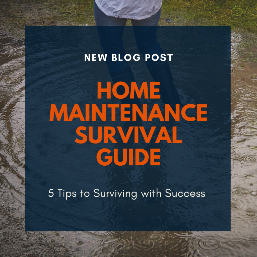 Home Maintenance Survival Guide