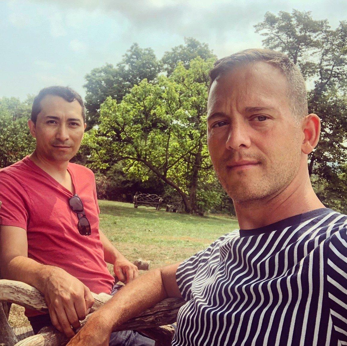 Richard Oien & Omar Villavicencio Calderon